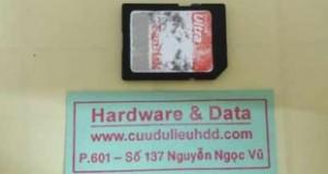 phục hồi dữ liệu 10.3.06.SanDisk 16GB