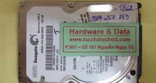phục hồi dữ liệu 11.3.06.Seagate 500GB