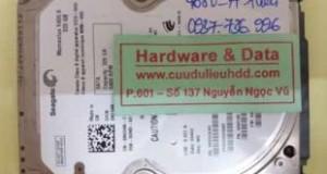 khôi phục dữ liệu ST9320325AS