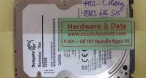 Lấy lại dữ liệu ST500LT012