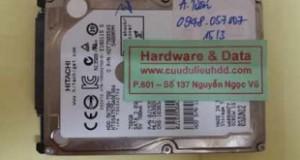 Lấy lại dữ liệu ổ cứng Hitachi mất dữ liệu