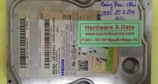 phuc hoi du lieu 17.2.06.Samsung 160Gb