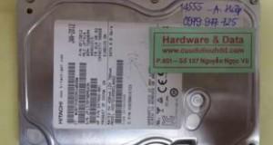 Phục hồi dữ liệu ổ cứng Hitachi 500Gb bị unallocated