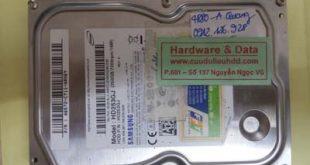 Cứu dữ liệu ổ cứng Samsung PC bị chết