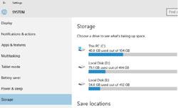 Phân tích dữ liệu quản lý trên windows