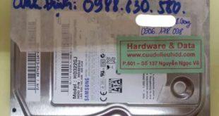 phục hồi dữ liệu HD322GJ