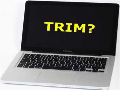 lệnh TRIM