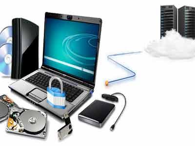 sao lưu dữ liệu ổ cứng với Windows và Mac