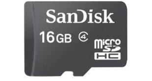 lấy lại dữ liệu thẻ nhớ 16GB