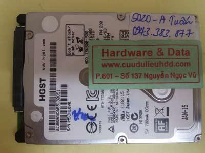 cứu dữ liệu HTS545050A7E680