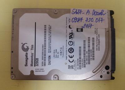 phục hồi dữ liệu ST320LT012