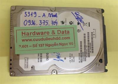 Khôi phục dữ liệu ổ cứng Seagate 5400.6 - 500GB