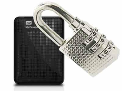 tạo password bảo vệ ổ cứng di động