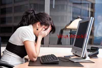 phục hồi tập tin bị mất do virus tấn công