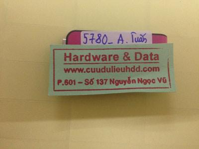 Lấy dữ liệu USB 8GB