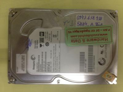 Phục hồi dữ liệu ổ cứng Seagate 500GB