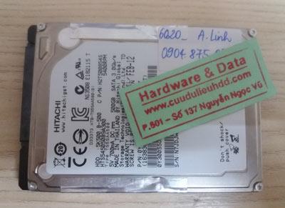 Phục hồi dữ liệu HTS545050A7