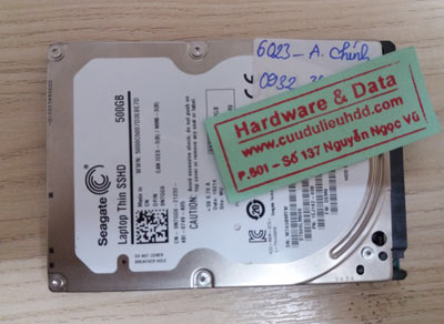 Khôi phục dữ liệu ST500LM00