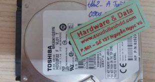 Cứu dữ liệu ổ cứng MK5061GSYN