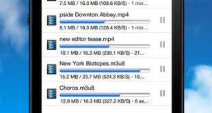 Phần mềm tải video về iphone, ipad