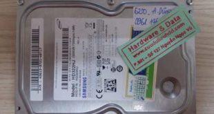 Phục hồi dữ liệu HD322HJ
