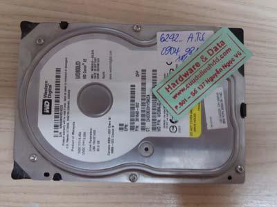 Khôi phục dữ liệu WD800JD