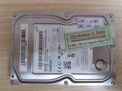 khôi phục data samsung 320KB