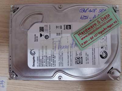 recover data-seagate-500GB