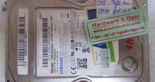 Khôi phục dữ liệu-Samsung 320GB
