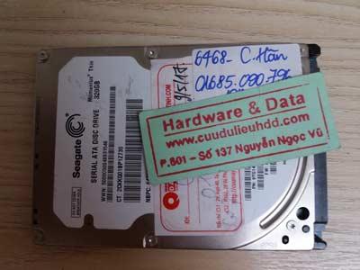 Cứu dữ liệu-seagate-250GB