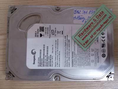cứu data seagate-250GB