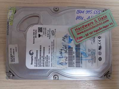 recover data-seagate-250GB