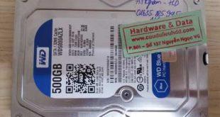Lấy lại data-WD500GB