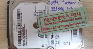 Phục hồi dữ liệu samsung-500GB
