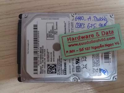 khôi phục dữ liệu Samsung-1000GB