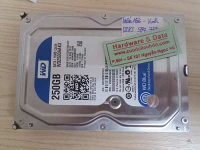 cứu dữ liệu-WD-500GB