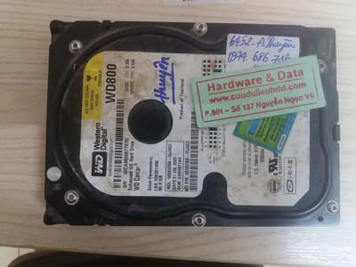 recover dữ liệu-WD800