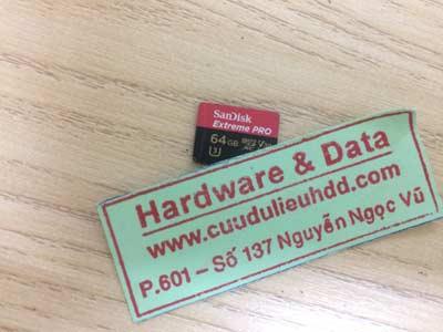 Lấy lại dữ liệu-The-nho-64GB