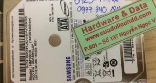 Recover data-Samsung-160GB