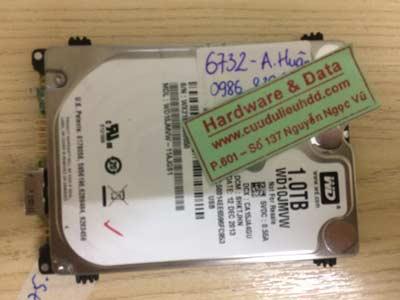 Cứu dữ liệu HDD-Western-1TB