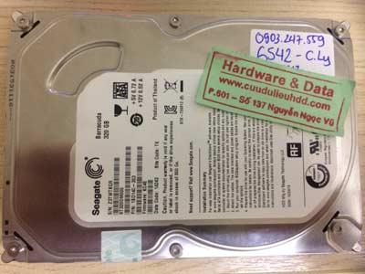 Khôi phục data-seagate-320GB