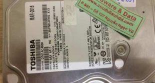 Phục hồi dữ liệu-Toshiba-500GB