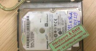 Cứu dữ liệu-Samsung 320GB