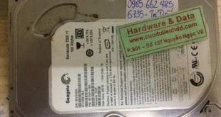 Phục hồi data-Seagate-160GB