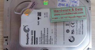 12-9 -2017 ổ cứng Seagate 160TB bị hỏng cơ
