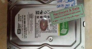 6778 ổ HDD Western 250GB lỗi đầu từ