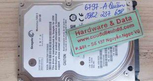 6797ổ cứng Seagate 320GB bị hỏng đầu từ