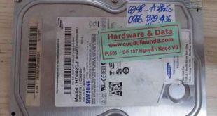 16-10 ổ cứng Samsung 80GB bị chết cơ