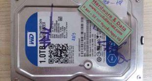 3-10-2017 ổ cứng western 1TB bị hỏng cơ