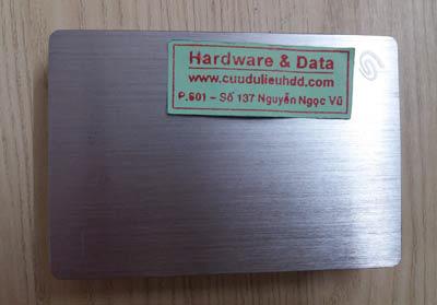 6-10-2017 ổ cứng Seagate 4TB bị lỗi hệ thống tệp tin